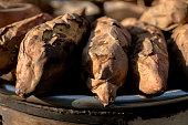 toast  sweet potato
