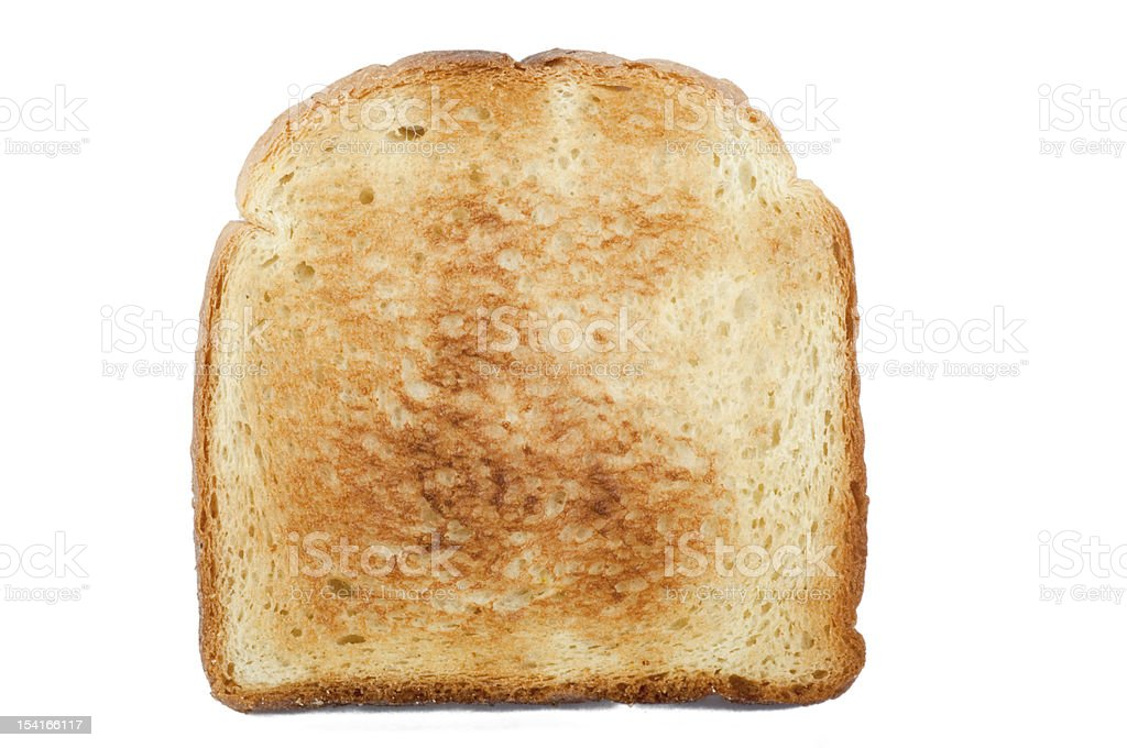 toasted bread stock photo