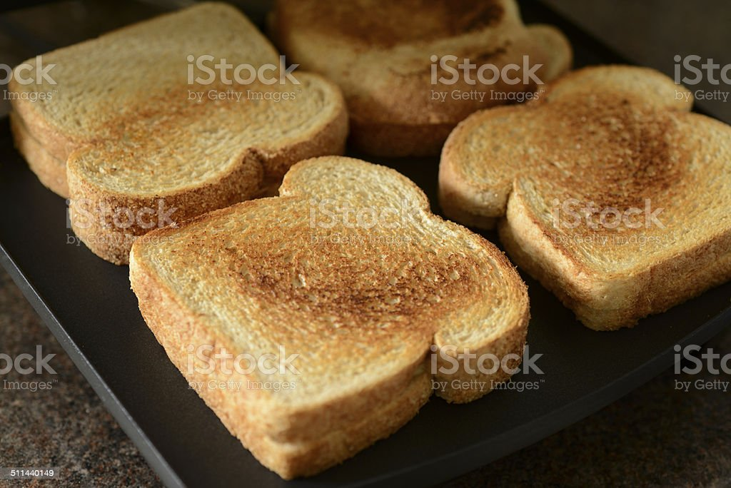 toasted cheese sandwich stock photo