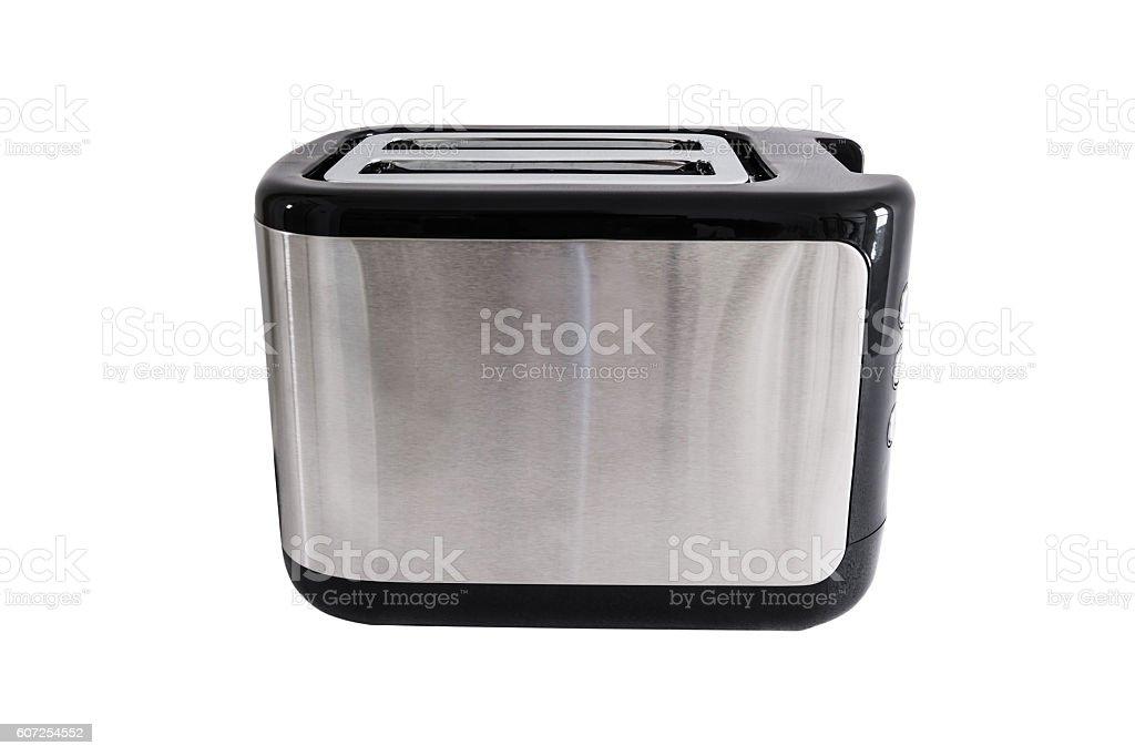 Toaster isolated on white background stock photo