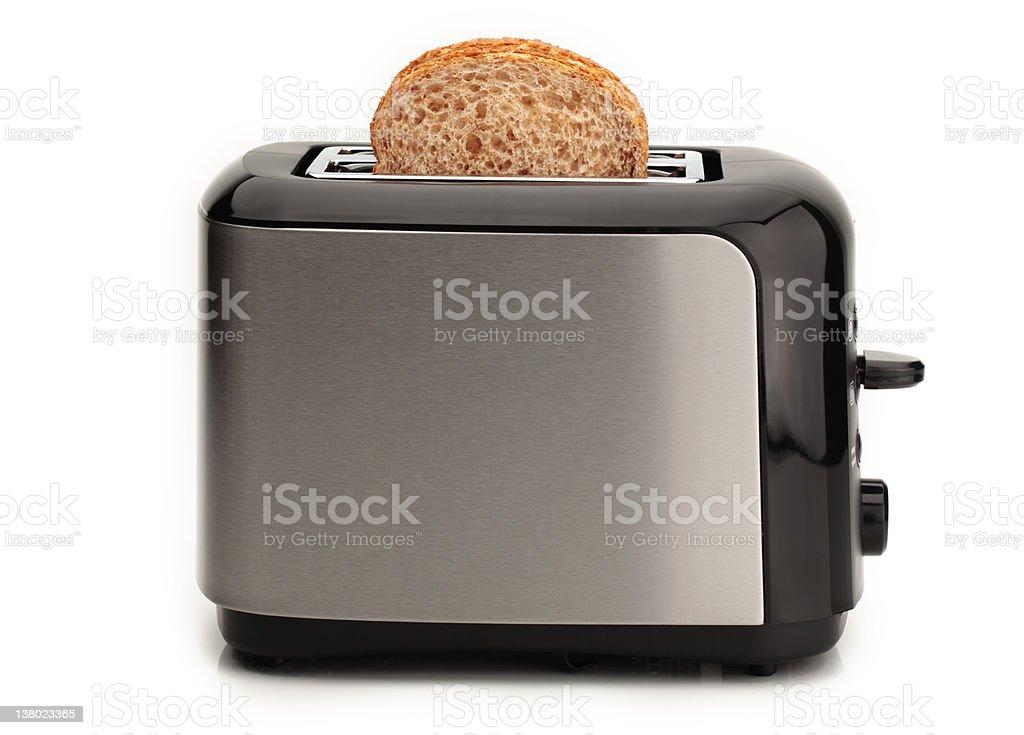 Toaster stock photo