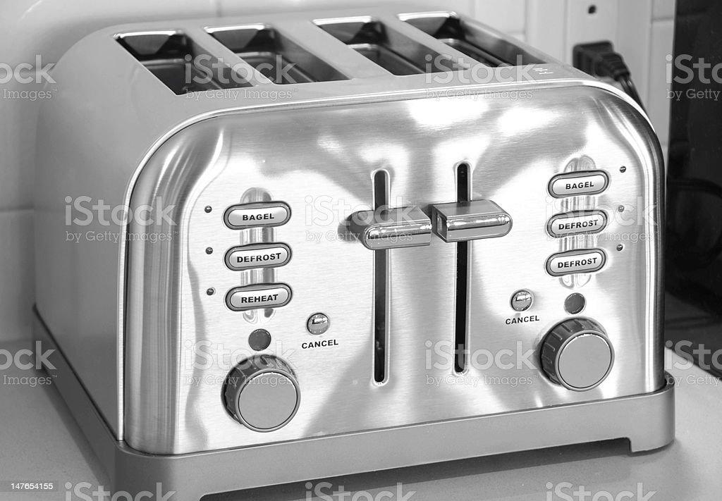 toaster royalty-free stock photo