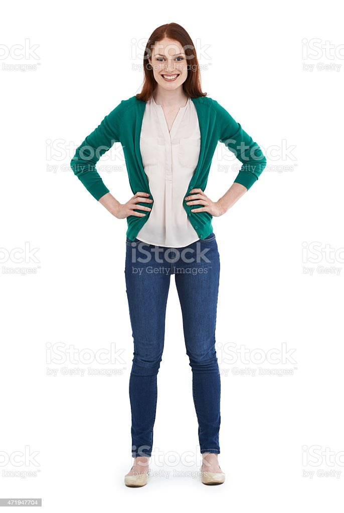 Today is a great day, lets do this! stock photo