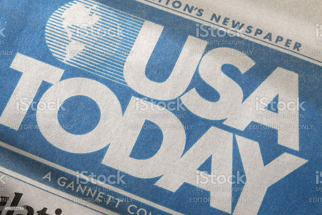 USA Today stock photo