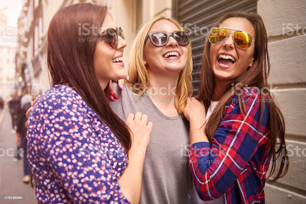 Today's is day only for girls stock photo