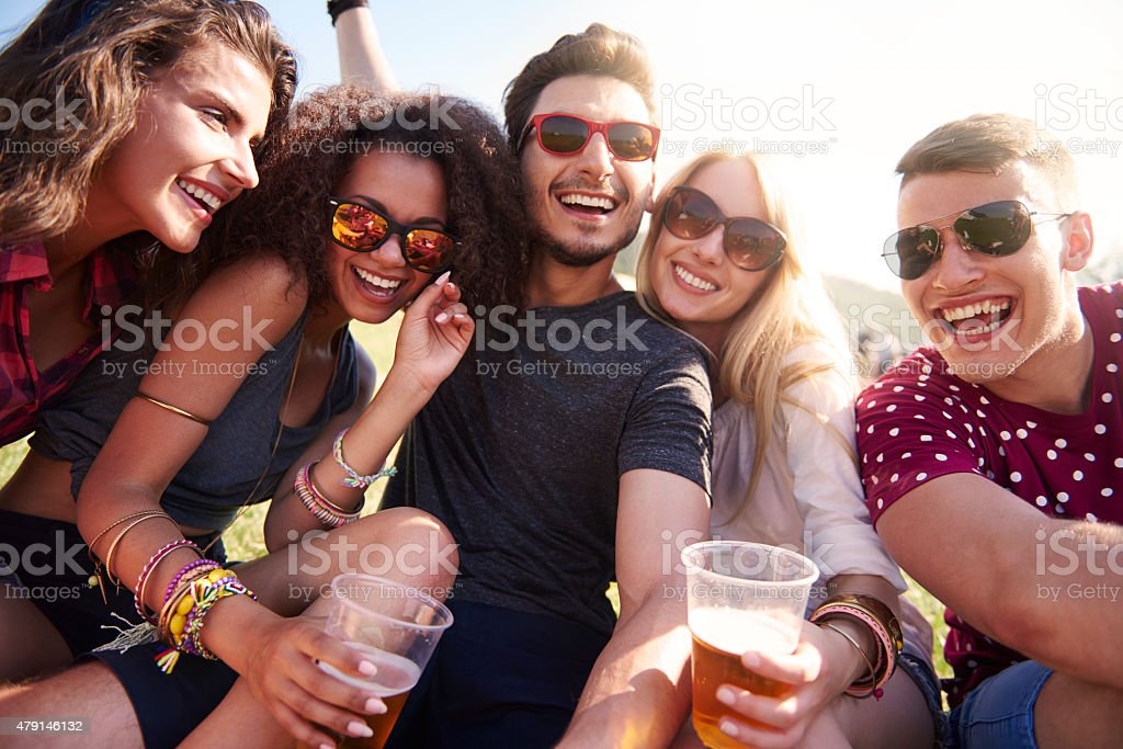 Today's is the day for madness stock photo