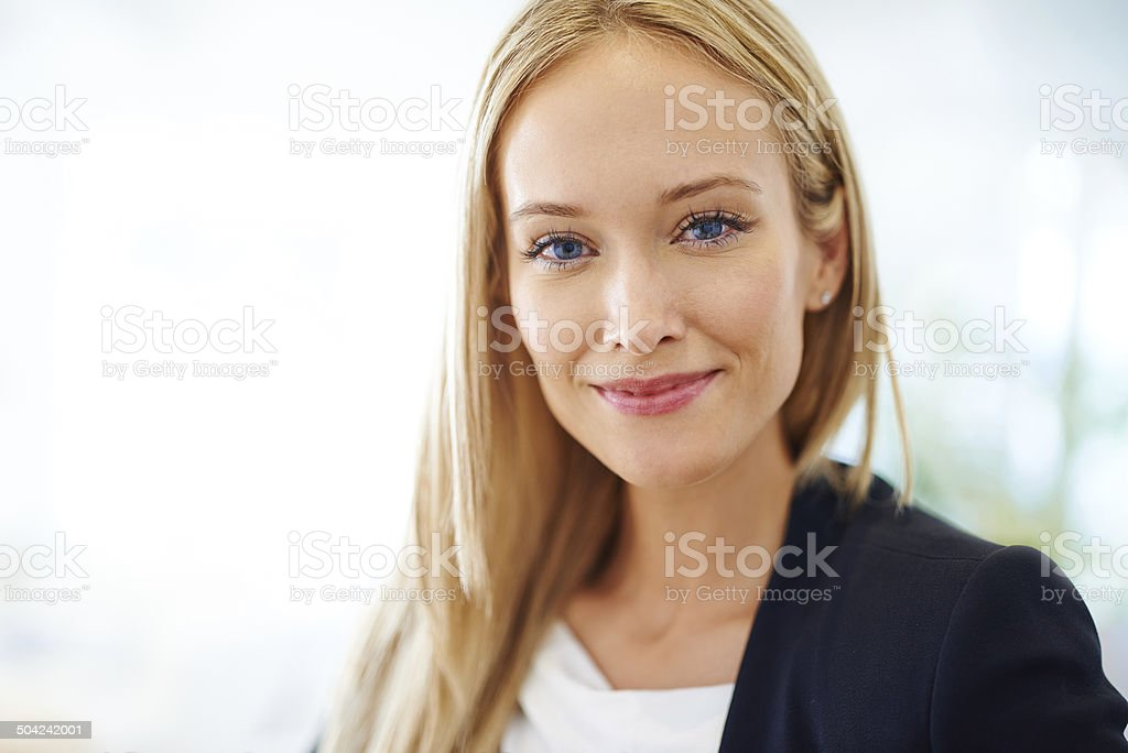 Today's the day for success stock photo