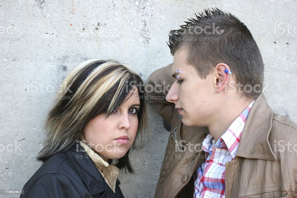 todays youth royalty-free stock photo