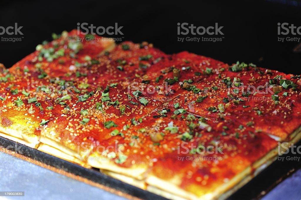 tofu royalty-free stock photo