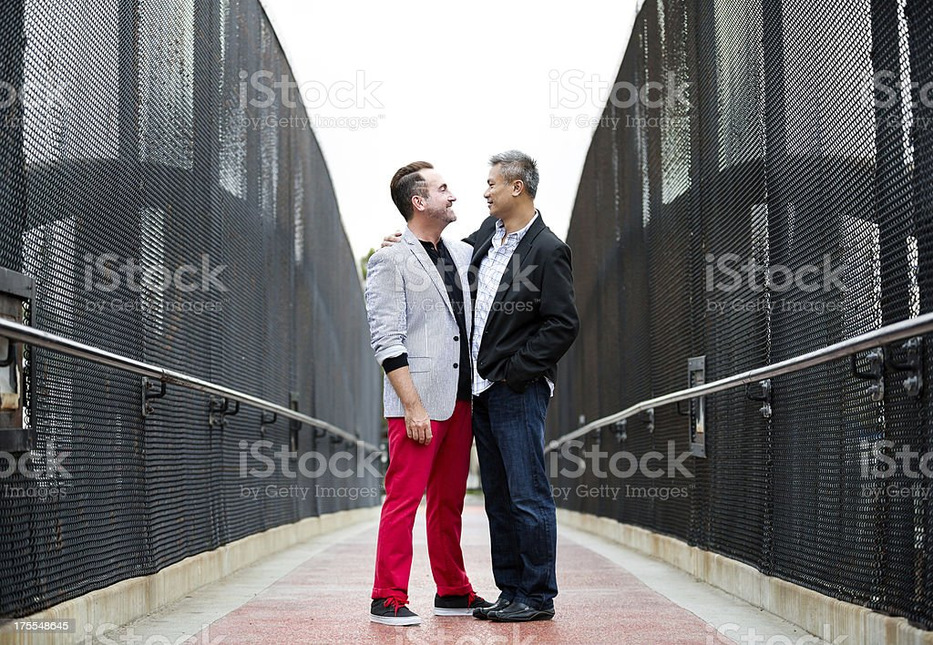 Together at last royalty-free stock photo