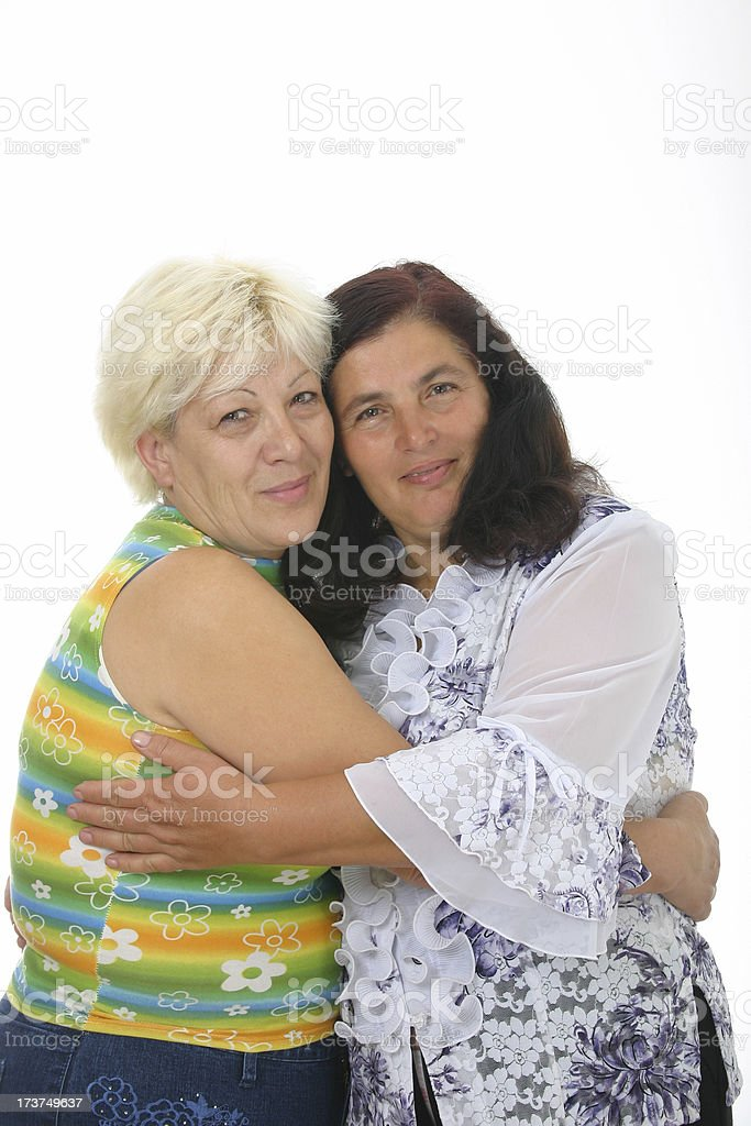 Together for ever! stock photo