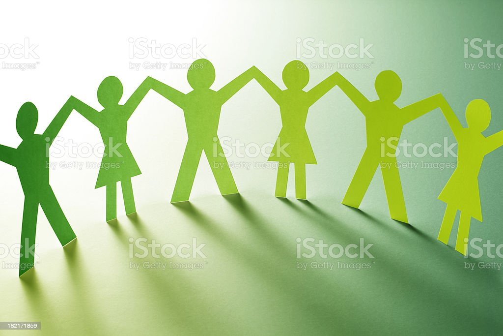 Together stock photo