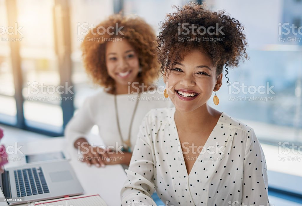 Together, we are unstoppable stock photo