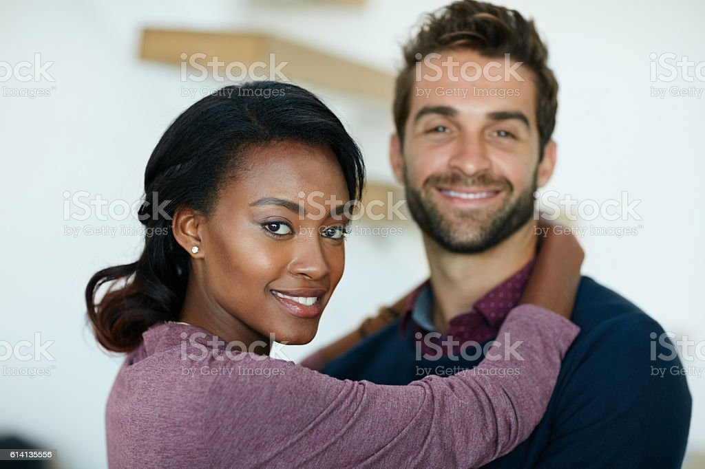 Together we're building an empire stock photo