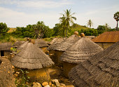 Togo, Africa: Tenaka Village in the Northeast