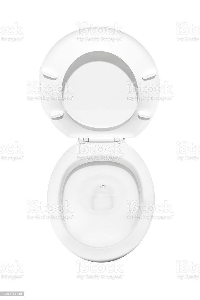 Toilet mid lavatory stock photo
