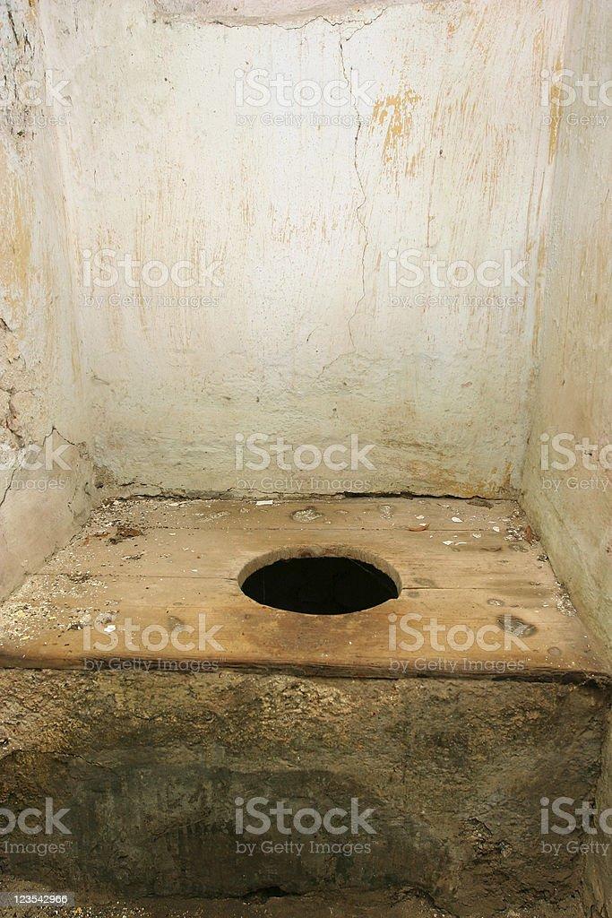 Toilet? royalty-free stock photo