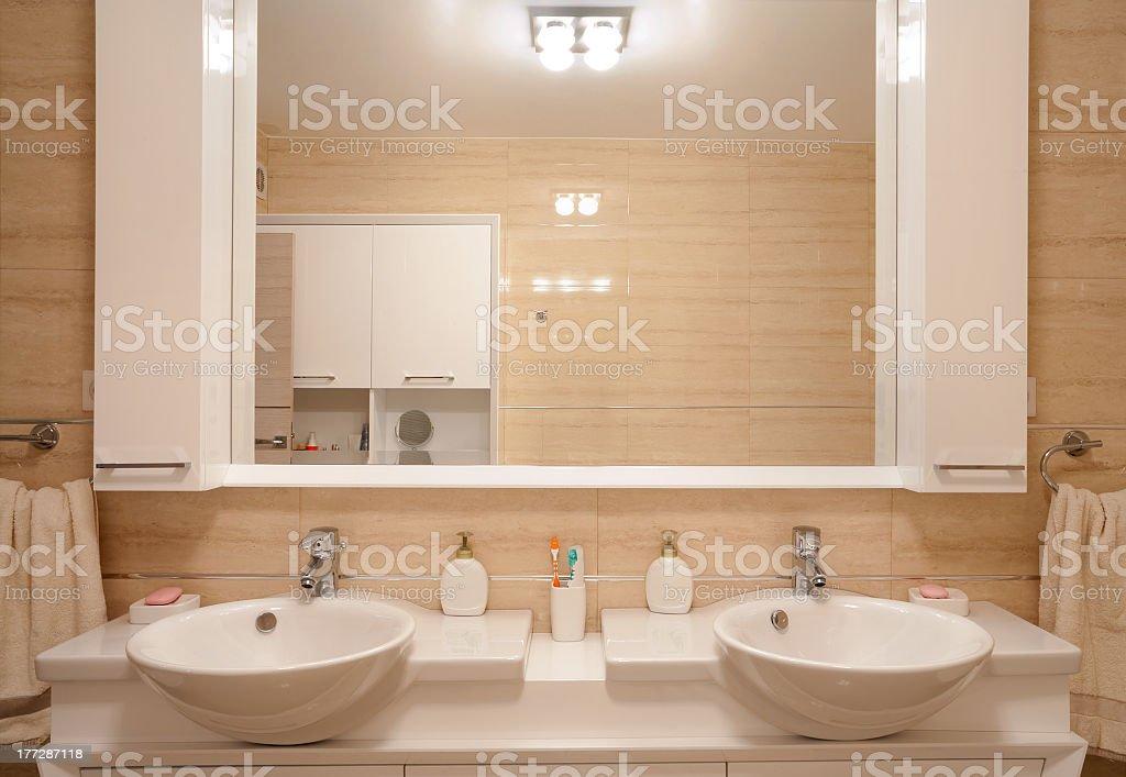 Toilet room royalty-free stock photo
