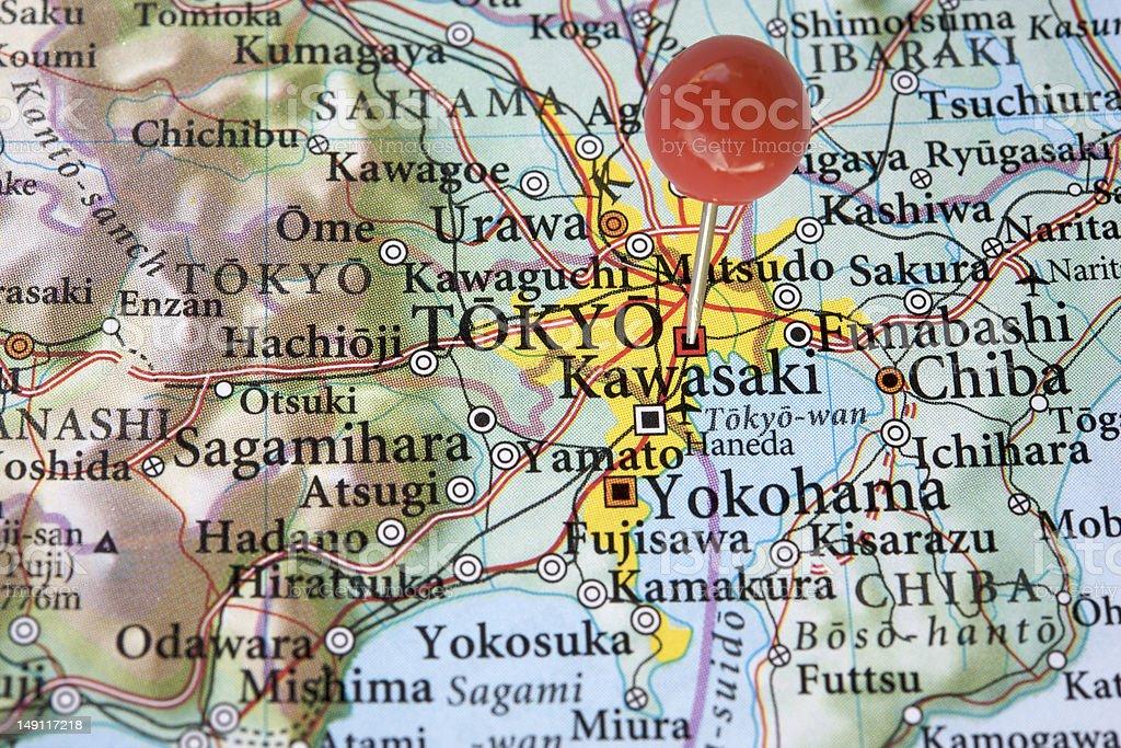 Tokyo Japan royalty-free stock photo