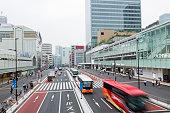 Tokyo Shinjuku Expressway Bus Terminal