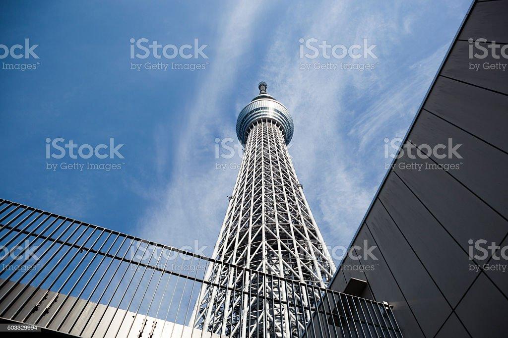 Tokyo Sky Tree - Japan stock photo