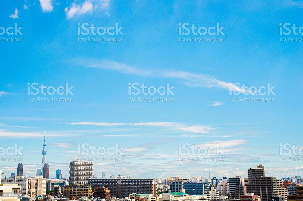Tokyo-skytree,tokyo,tourism of japan stock photo