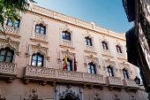 Toledo (Spain): historic palace