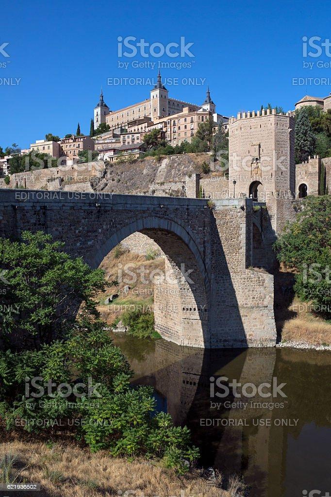 Toledo - La Mancha - Spain stock photo