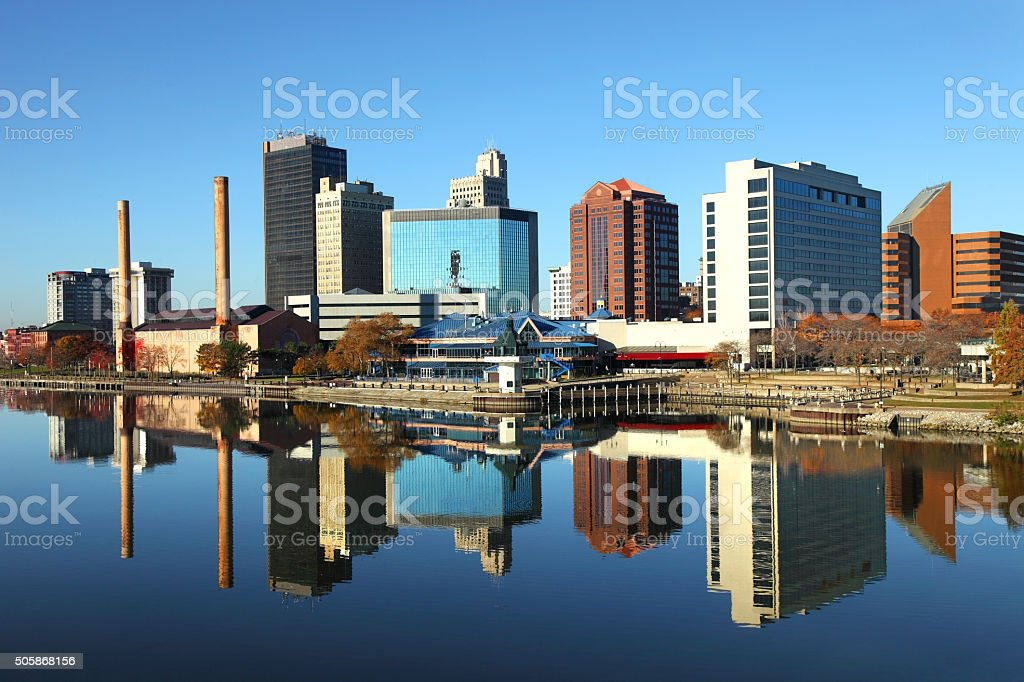 Toledo, Ohio stock photo