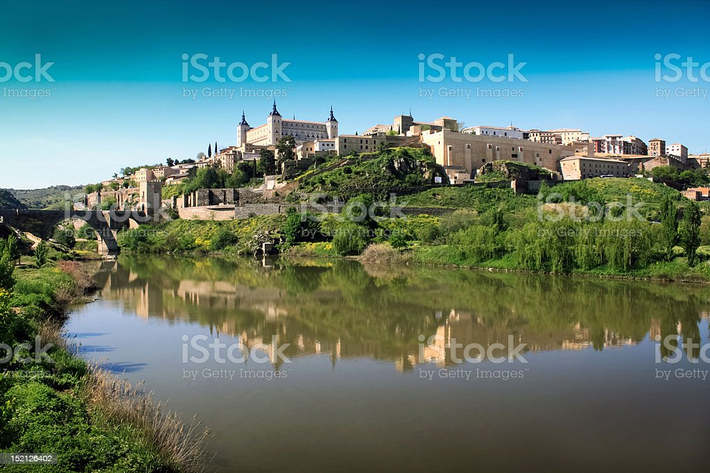 Toledo royalty-free stock photo
