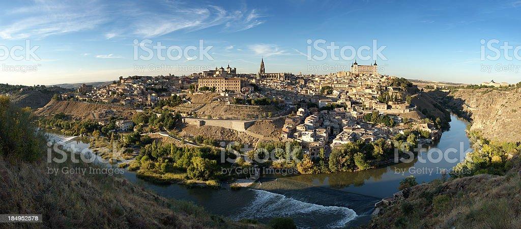 Toledo stock photo