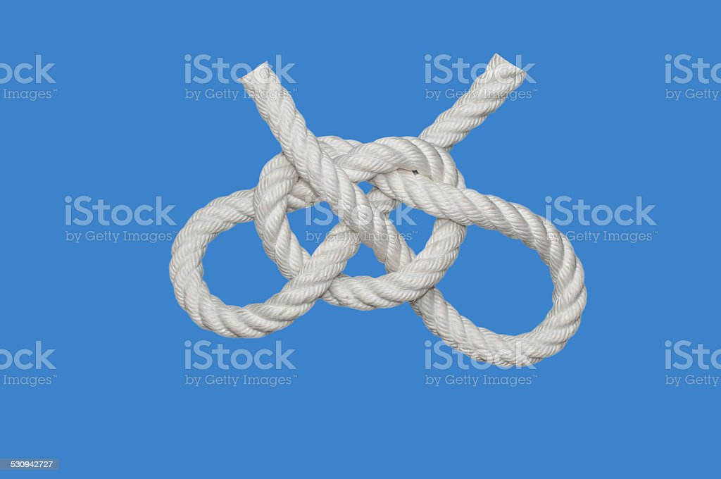 Tom Fool Knot stock photo