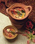 Tom Yam Koon Thai cuisine