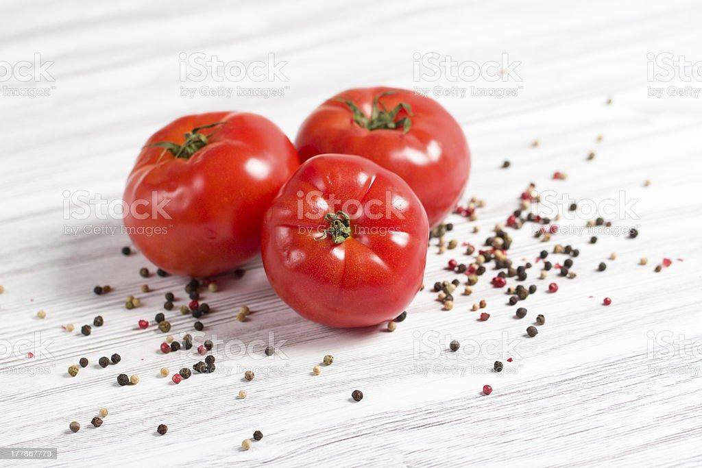 Tomaten royalty-free stock photo