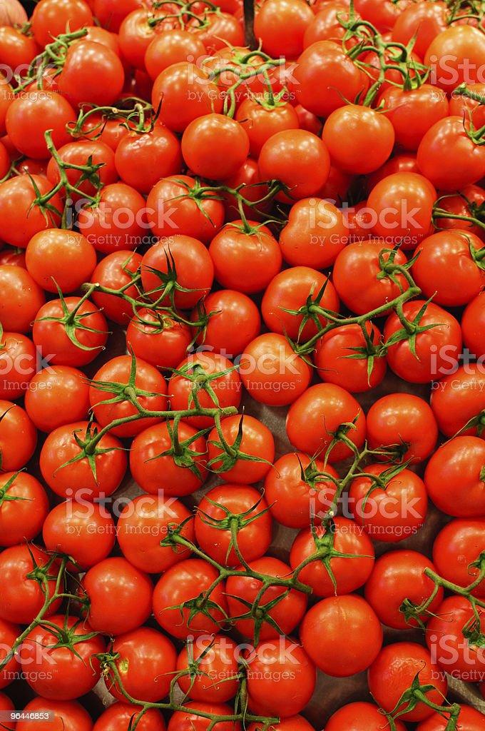 Tomato Background royalty-free stock photo