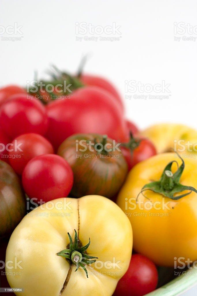 Tomato Ensemble royalty-free stock photo