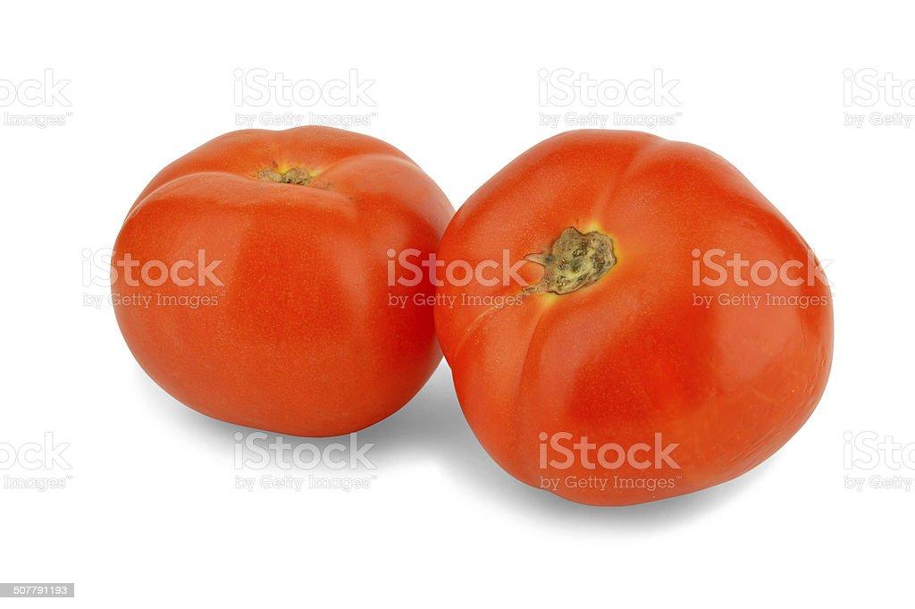 Tomato fruits - Stock Image stock photo
