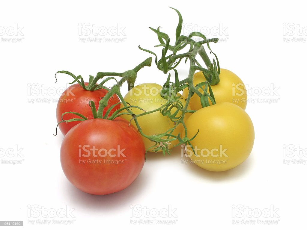 Tomato kinds royalty-free stock photo