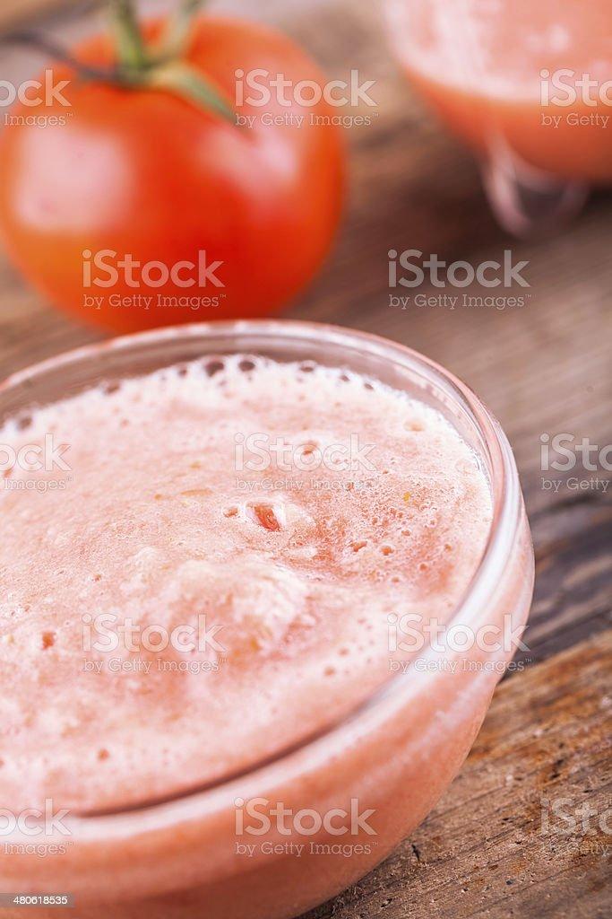 tomato shakes royalty-free stock photo