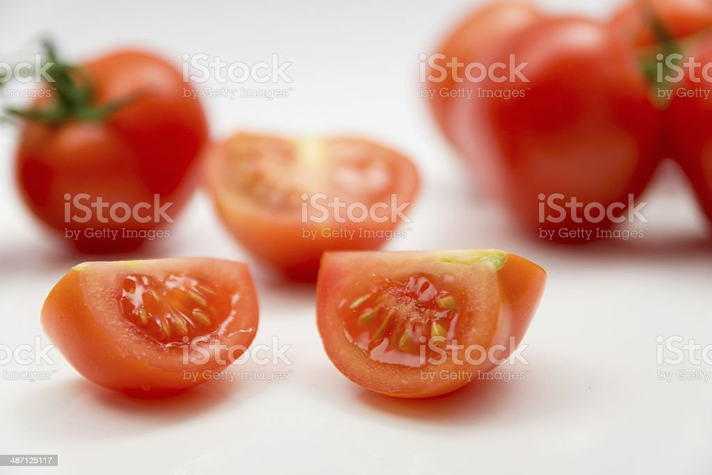 Tomaten stock photo