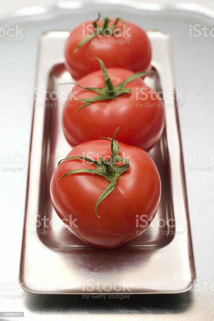 tomatoes royalty-free stock photo