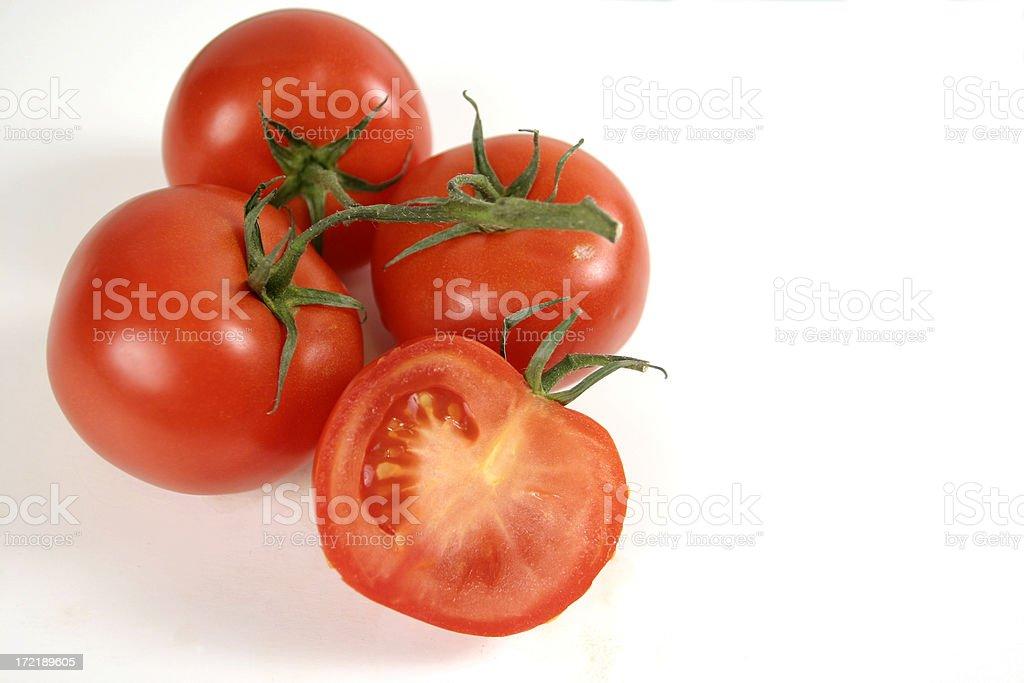 Tomatoes_05 stock photo