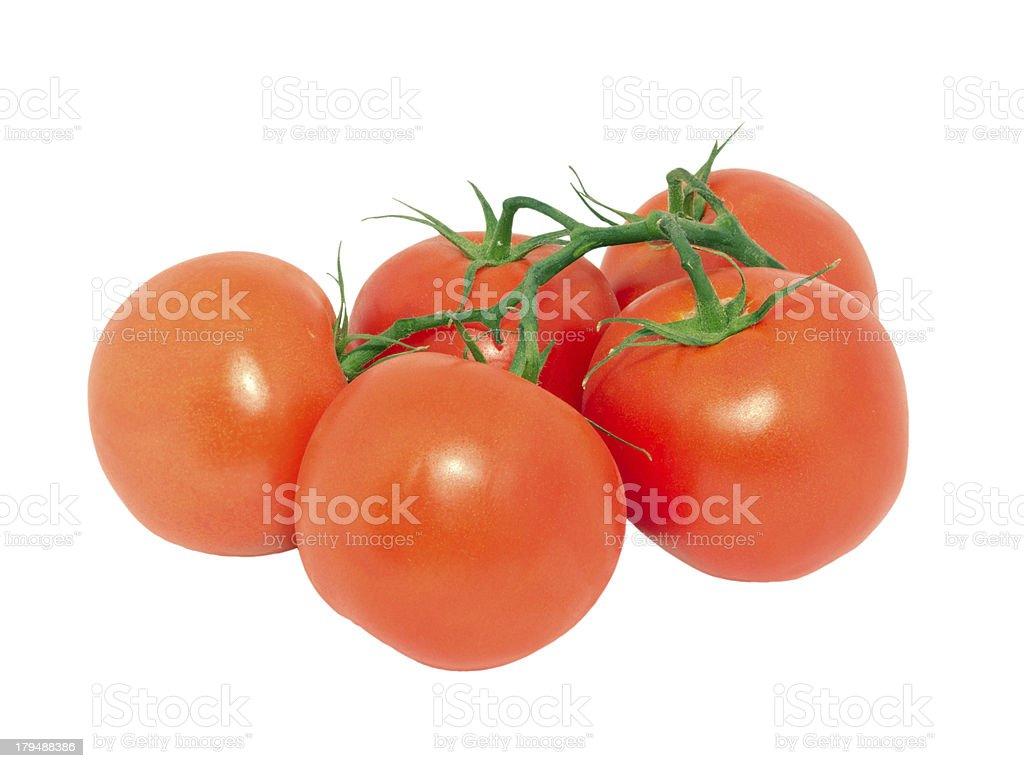Tomatos 3 royalty-free stock photo