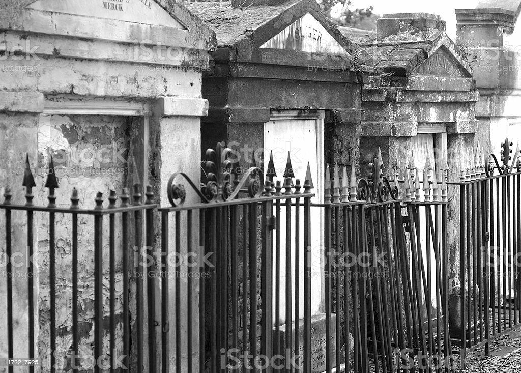 Tomb of the Vampire royalty-free stock photo