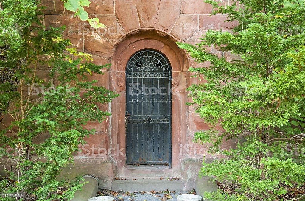 Tomb royalty-free stock photo
