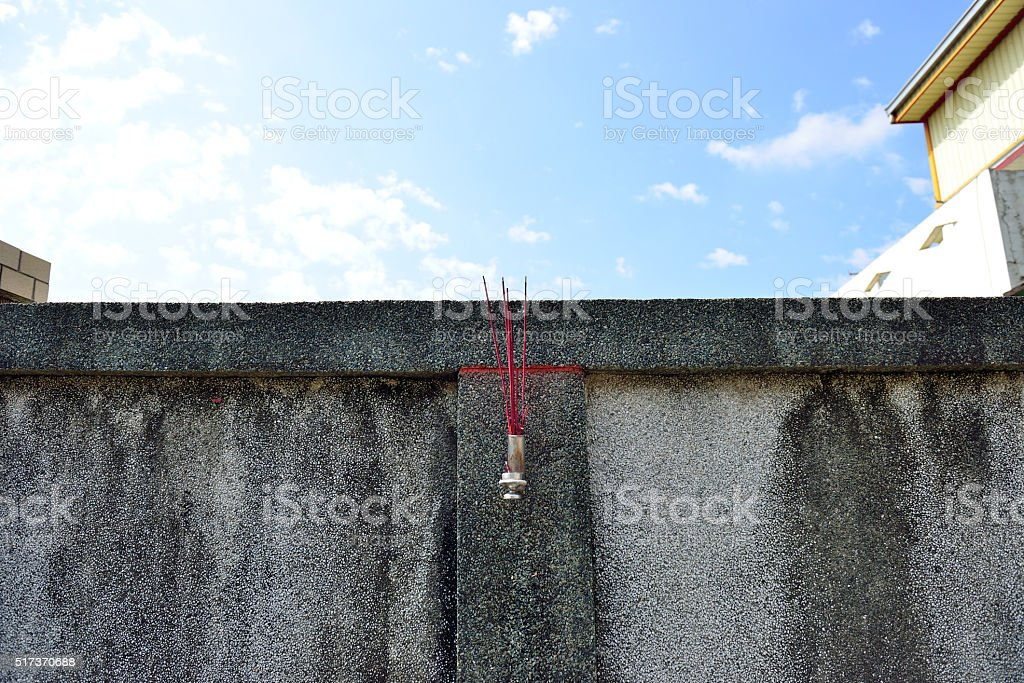 Tomb Sweeping Day stock photo