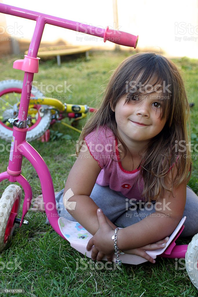 Tomboy stock photo