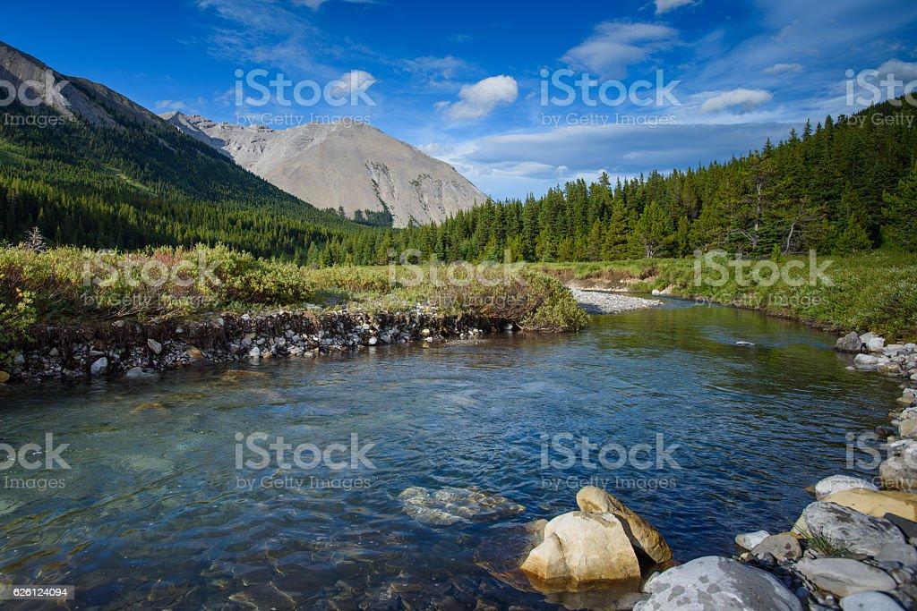 Tombstone Lakes stock photo