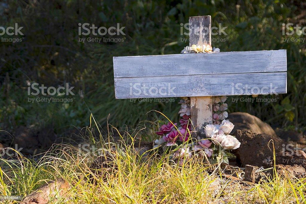 Tombstone Lizenzfreies stock-foto