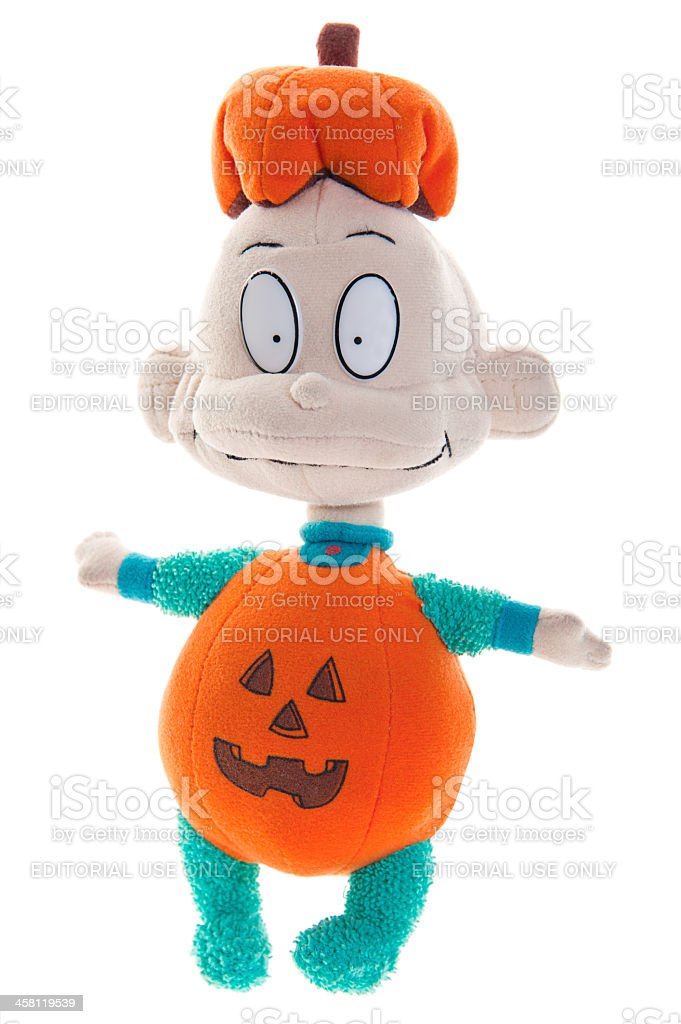 Tommy Pickles,  Nickelodeon Animated Television Show Rugrats stock photo